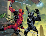 Preview: Black Panther Vs Deadpool #1 (of 5)