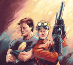 Preview: Dr. Horrible - Best Friends Forever #0