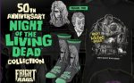 Pet Sematary, Night of the Living Dead, and Die Hard Apparel Unearthed at Fright Rags