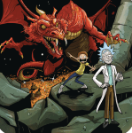 Preview: Rick and Morty Vs. Dungeons and Dragons - Directors Cut #1