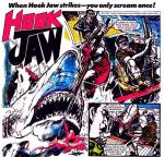 Mega City Book Club Ep. 99: Hook Jaw