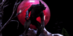 Preview- The Howling Statue (San Diego Comic-Con Exclusive Variant)