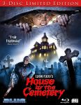 Preview- House By The Cemetery (3 disc Limited Edition Bluray)