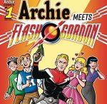 Preview- Archie meets Flash Gordon #1