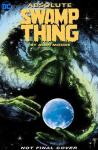 Preview- Absolute Swamp Thing by Alan Moore Volume 2 (Hardcover)