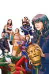 Preview- Doom Patrol: Weight of the Worlds