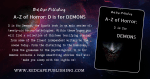 Red Cape Publishing release of D is for Demons