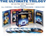Preview- Back To The Future: The Ultimate Trilogy (4K UHD Bluray)
