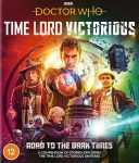 Preview: Doctor Who - Time Lord Victorious Road To The Dark Times (Bluray)