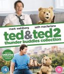 Ted/Ted 2: Thunder Buddies Bluray Collection Competition!