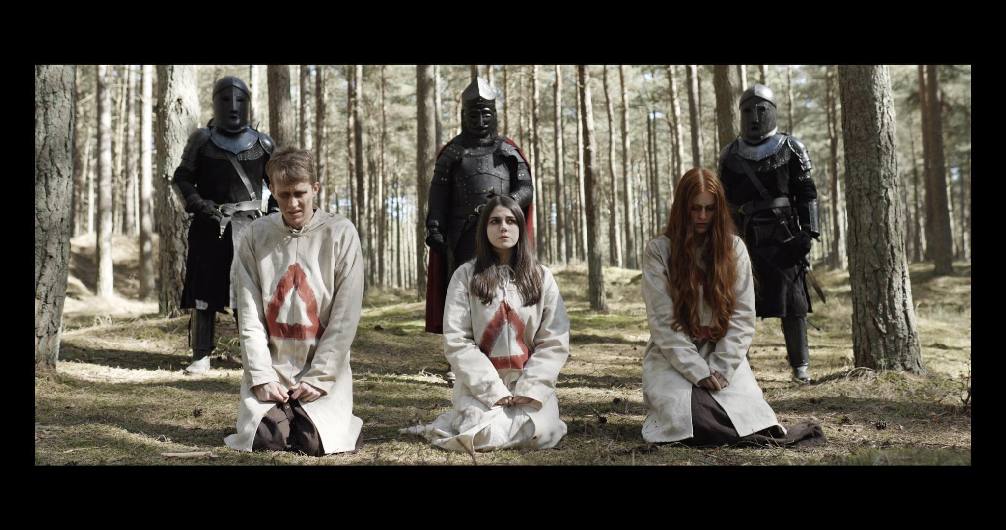 """Conoce """"Dragon Knight"""", la nueva y prometedora película escocesa de fantasía y terror"""