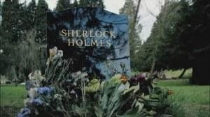 Sherlock Series 3 TV Trailer grave