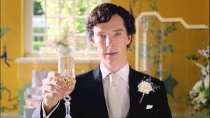 "Sherlock: 302 ""The Sign of Three"" Trailer"