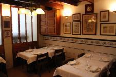 Restaurante con solera