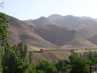 Enceinte d'Abyaneh