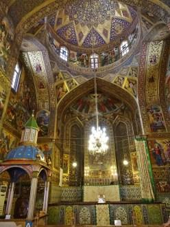 Cathédrale Vank - intérieur