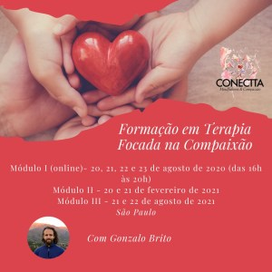 Sao Paulo - Formação Em Terapia Focada Na Compaixão
