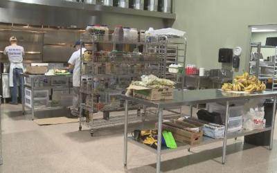 WNDU Highlights Our Switch to Purchased Food