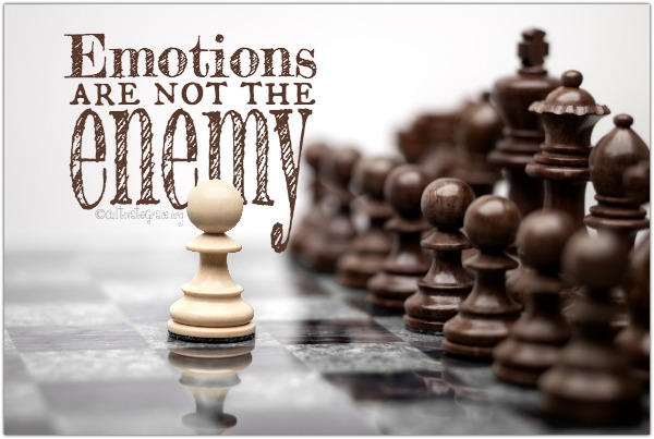 Emotions are Not the Enemy