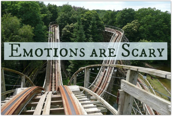 Emotions are Scary