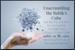 Unscrambling the Rubik's Cube