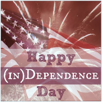 Happy (in)Dependence Day!