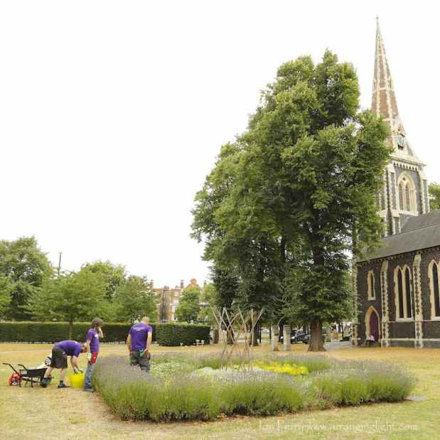 Cultivate-London-Landscaping-Turnham-Green-Church
