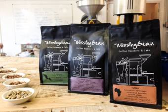 Cultivate Coffee from The Missing Bean