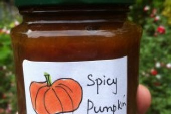 Spicy Pumpkin Chutney