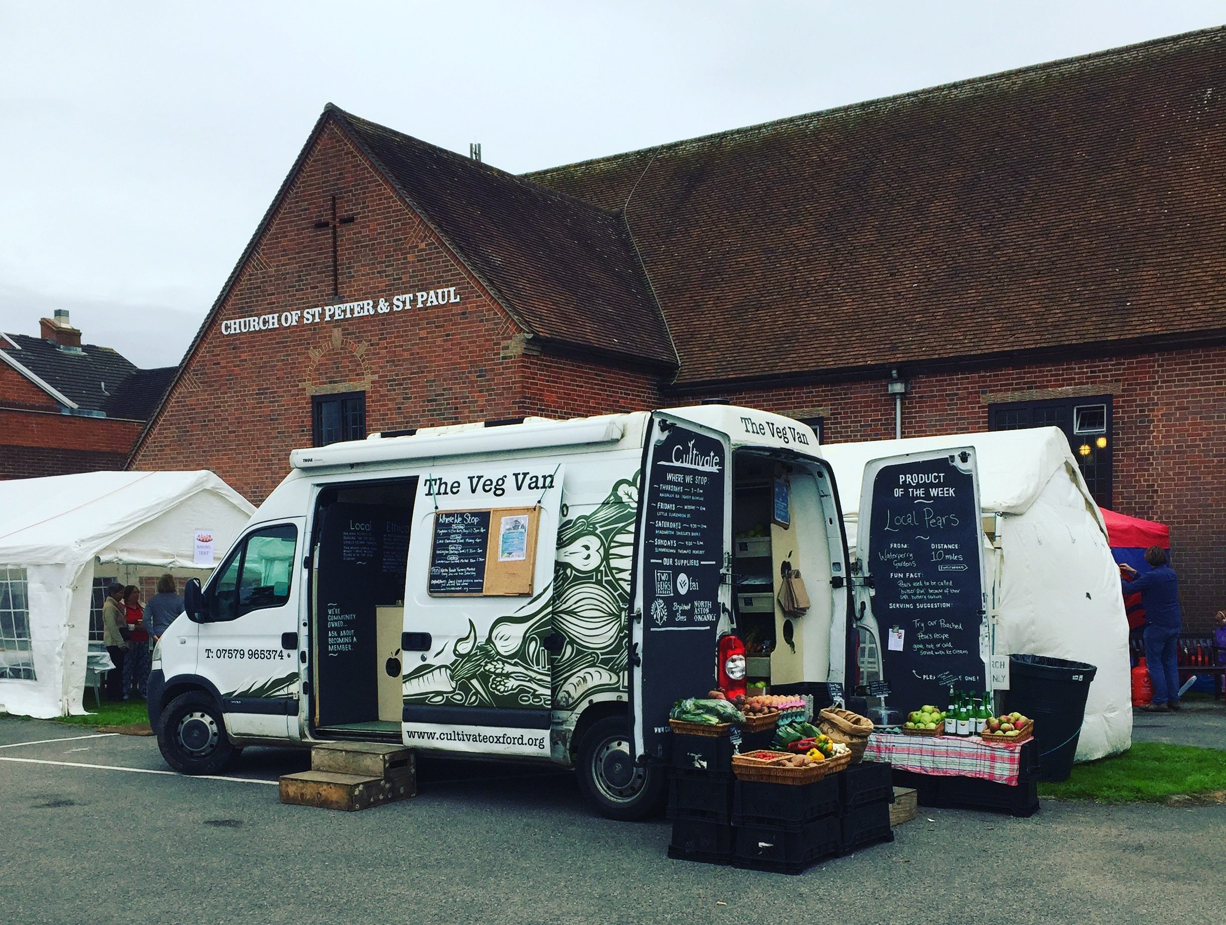 We're Recruiting: Saturday Grocer