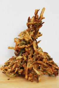 fritter tower