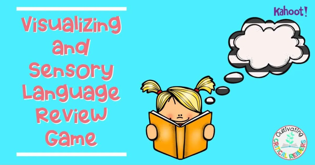 Free Visualizing and Sensory Language Review Game