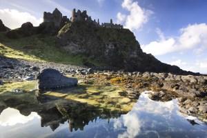 Dunlace Castle Ireland