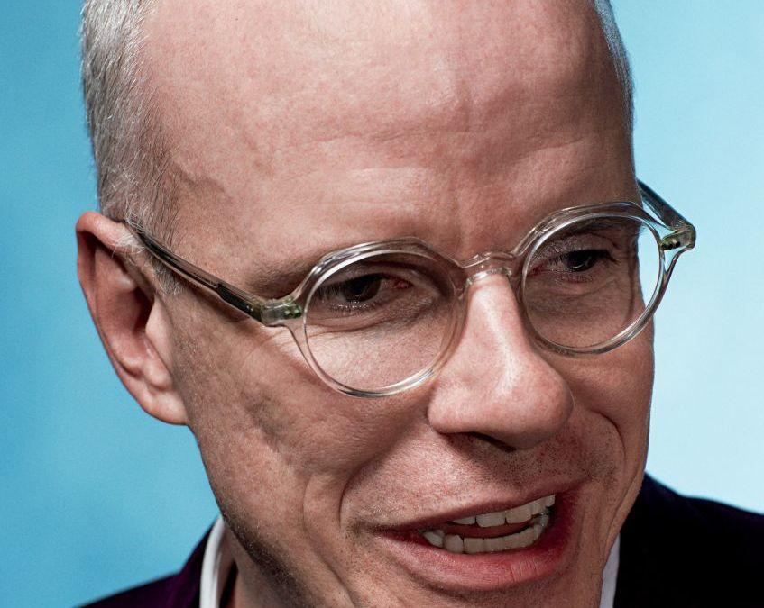 Hans Ulrich Obrist Wins 2015 Folkwang Prize