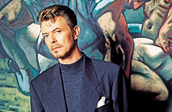 David Bowie + Art + Tributes = Yay