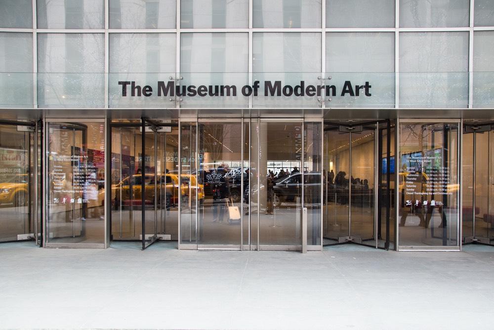 MOMA museum exterior