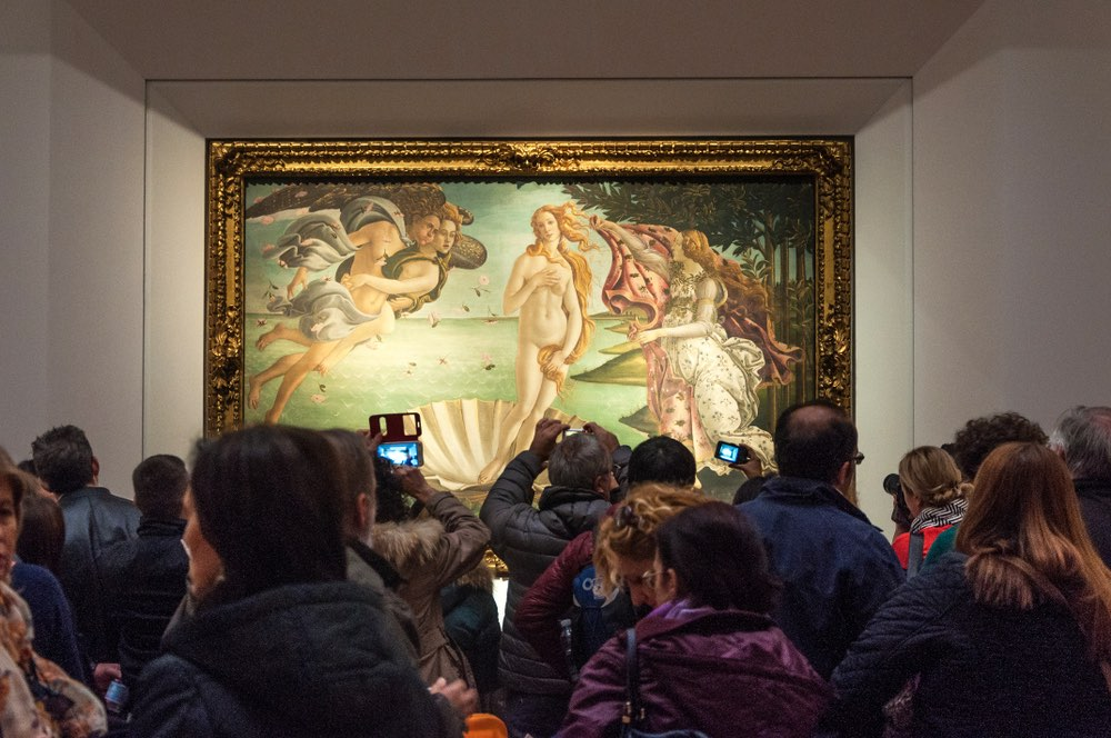 Uffizi Gallery in Florence to Reopen, But With Limited Crowds