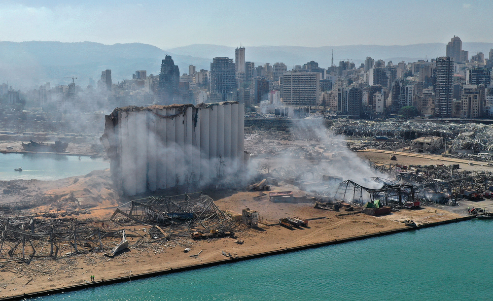 Beirut Explosion Rocks City's Already Struggling Art Scene