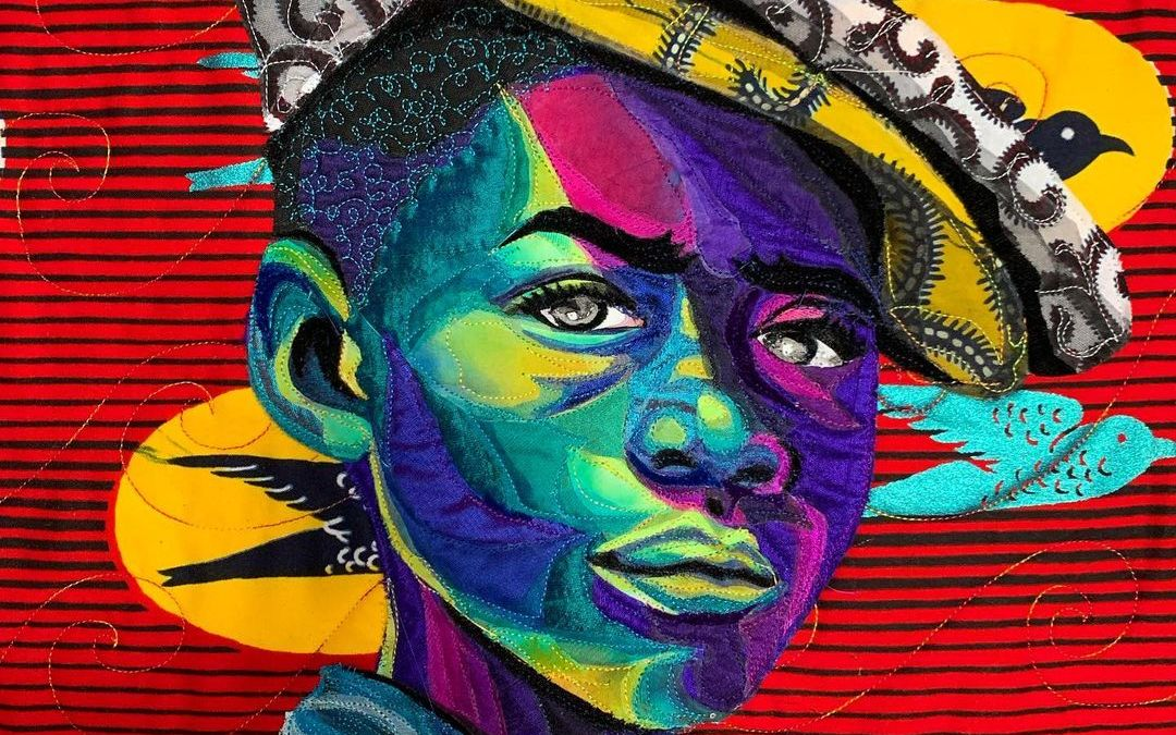 Stunning Art Quilts by Bisa Butler