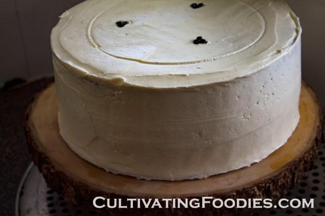 Cake stacking