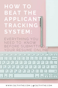 Everything You Need to Know About Submitting Your Resume Into the 'Black Hole' AKA Applying Online — and How to Beat the Applicant Tracking System