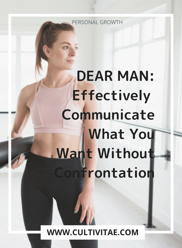 dear man effective communication tool