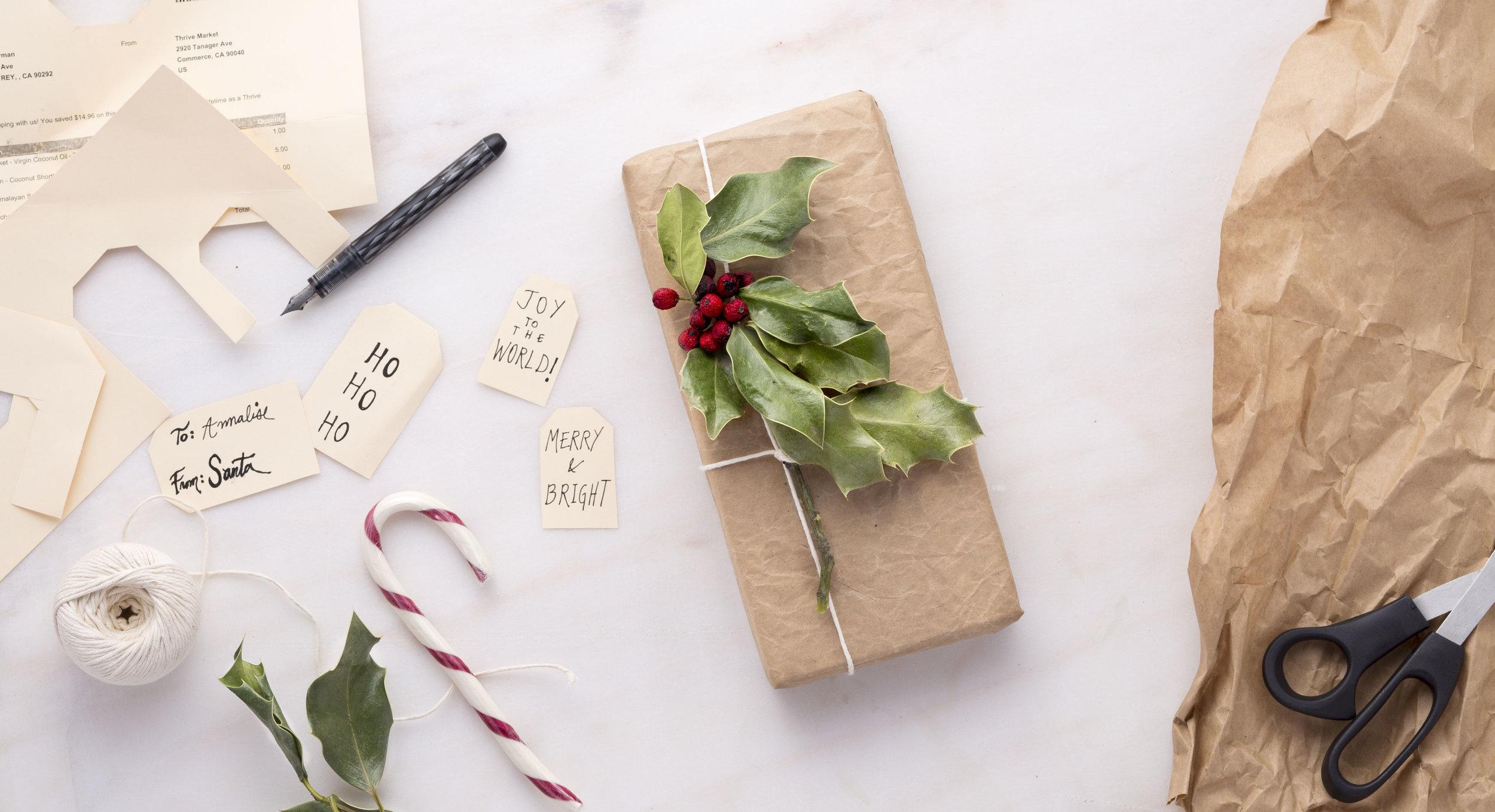 Natal com presentes sustentáveis – 5 sugestões