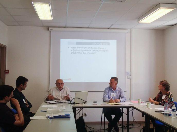 Family Workshop at ICSA Bordeaux