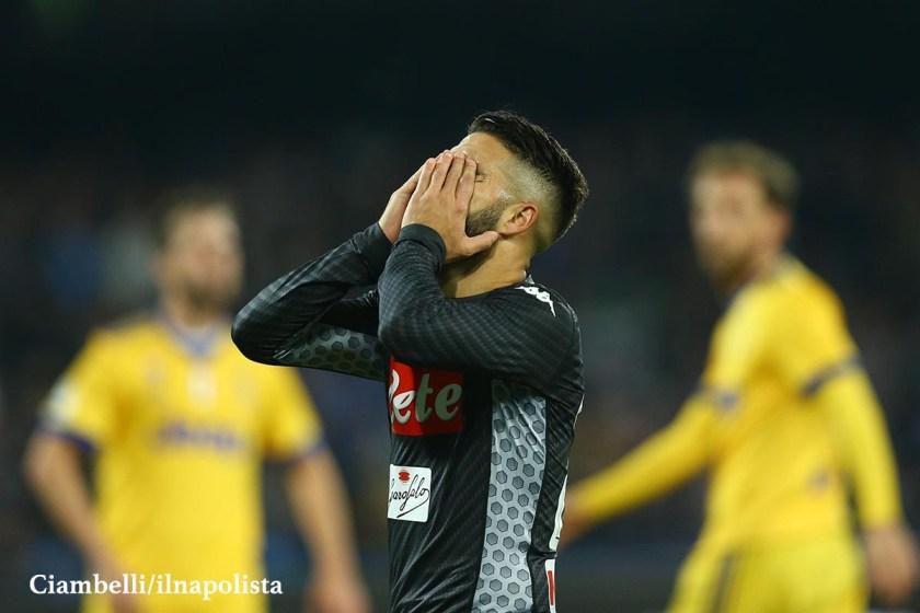 Napoli v Juventus - Serie A