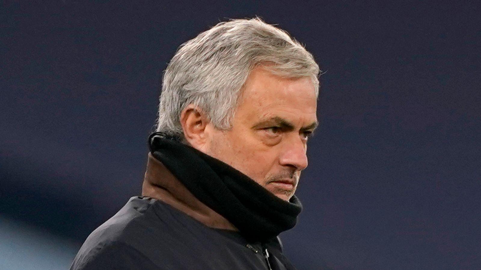 Mourinho Roma Serie A Round 1