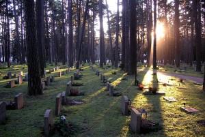 Cementerio Estocolmo