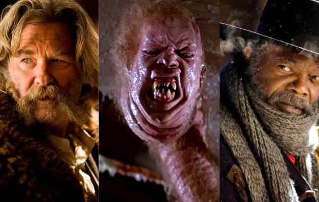 The Hateful Eight's Homage To The Thing