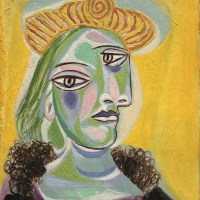 Picasso was a misogynistic douchebag