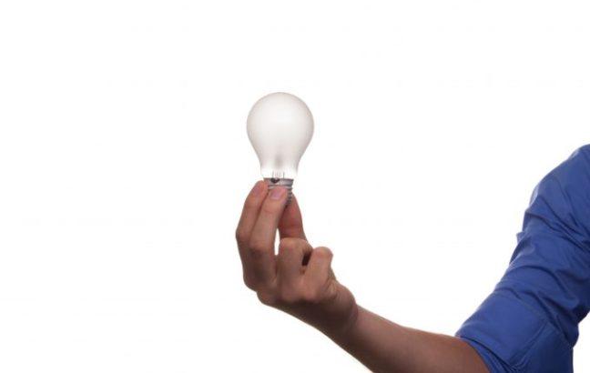 genius lightbulb